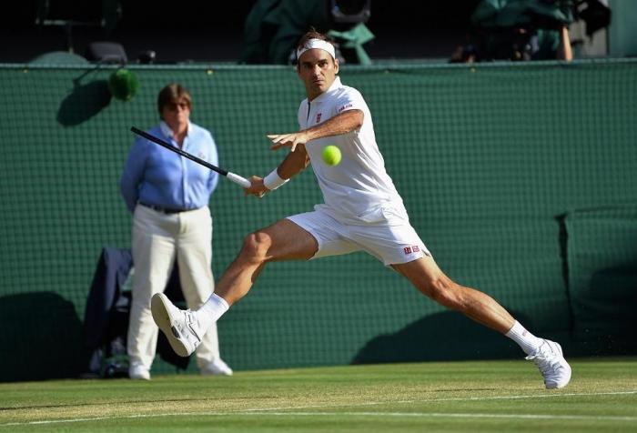 Federer il più 'vincente' nelle sconfitte: 47,6% di punti nei match persi