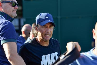 Franco Davin, ex coach di Fognini, positivo al coronavirus