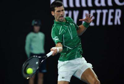Il nuovo ranking strizza l'occhio a Federer ma Djokovic 'vede' il record di settimane al numero 1