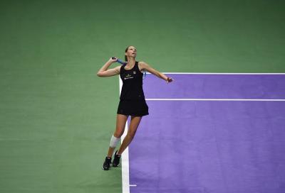 La Cina cancella gli eventi sportivi nel 2020: saltano anche le WTA Finals a Shenzhen