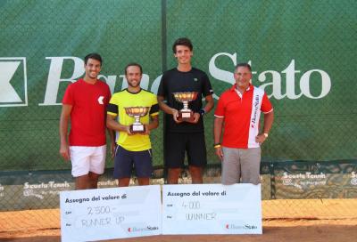 Swiss Master Cadro, la riuscita del progetto di Luca Margaroli per il tennis svizzero