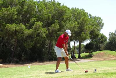 Nadal gioca a golf nella sua Maiorca e abbassa l'handicap a 0,5