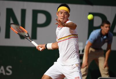 ATP: Nishikori il re delle rimonte, Djokovic letale al terzo set
