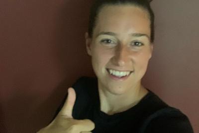 Il Wta di Palermo parte col brivido: test positivo per Rosalie Van Der Hoek