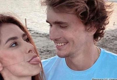 Alexander Zverev e Brenda Patea, è rottura dopo 9 mesi?