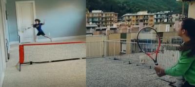 Da Nadal alle Williams sino a Finale Ligure: il nuovo bellissimo spot Nike