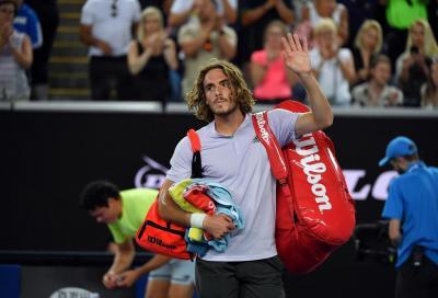 Tsitsipas: «I tennisti hanno paura di avere amici»