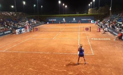 La programmazione televisiva del WTA di Palermo, si parte lunedì 3 agosto