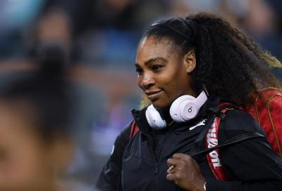 Serena Williams a Lexington: