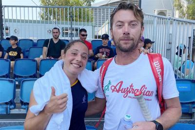"""Fausto Scolari (allenatore Cocciaretto): """"Elisabetta ha ancora tanti margini"""""""