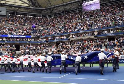 US Open, i tennisti potranno esprimere la loro posizione su temi di giustizia sociale