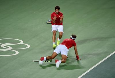 """Marc Lopez e l'oro olimpico in doppio con Nadal: """"Non doveva neanche esserci"""""""