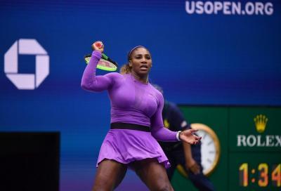 Cincinnati: Murray e Serena al capolinea, bene Tsitsipas