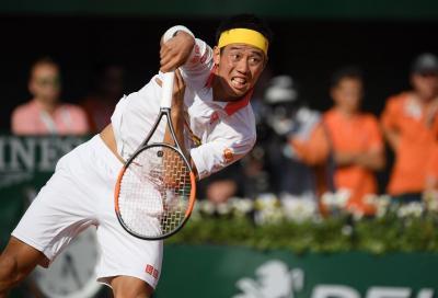 Nishikori negativo ma salta comunque gli US Open