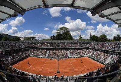 Roland Garros con pubblico: 11.500 spettatori al giorno