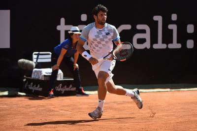 Challenger Aix en Provence: Gaio vola ai quarti, out Cecchinato