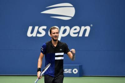 """US Open, Medvedev polemico con il supervisor: """"Ho ucciso qualcuno?"""" (VIDEO)"""