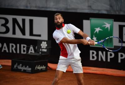 """Internazionali, Paire si giustifica: """"É solamente una partita di tennis"""""""