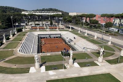 "Internazionali, Spadafora annuncia: ""1000 spettatori per semifinali e finali"""