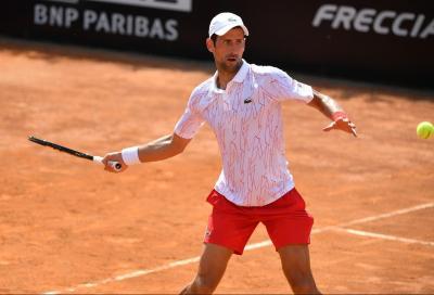 Internazionali BNL d'Italia 2020, Djokovic e Nadal avanti senza pensieri