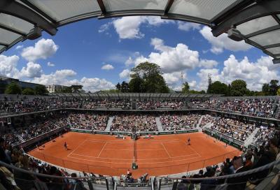 Roland Garros: sorteggiati i tabelloni di quali, ma ci sono 15 possibili positivi al Covid