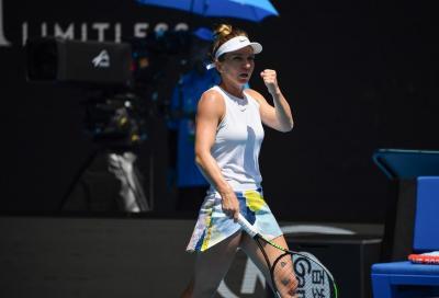 Simona Halep vince gli Internazionali BNL d'Italia, Pliskova costretta al ritiro