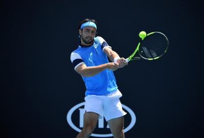Qualificazioni Roland Garros: bene gli azzurri, out solo Lorenzi