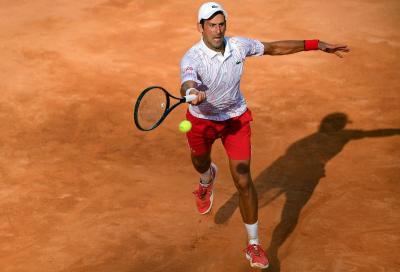 Novak Djokovic vince gli Internazionali BNL d'Italia, battuto Schwartzman in finale
