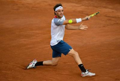 Qualificazioni Roland Garros: Cecchinato batte Gulbis, ko altri tre azzurri