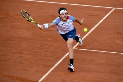 Cecchinato in grande spolvero: è nel main draw del Roland Garros