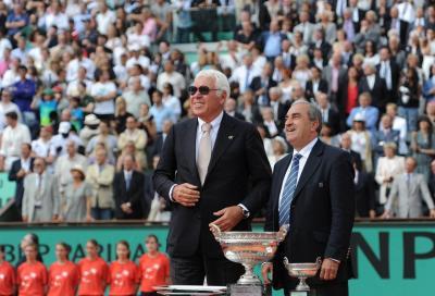 Roland Garros, Pietrangeli consegnerà la Coppa dei Moschettieri