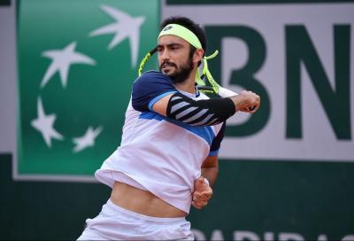 Roland Garros 2020, Giustino da sogno: Moutet battuto 18-16 al quinto