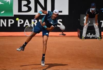 Roland Garros 2020: esordio agevole per Berrettini, steso Pospisil