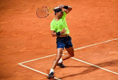 Roland Garros 2020: Nadal e Thiem avanzano, Giustino si spegne con Schwartzman