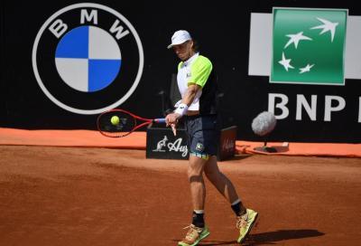 Roland Garros: Djokovic senza problemi, Shapovalov pasticcia ed è out