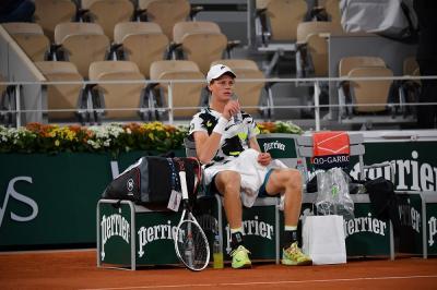 Roland Garros: programma e orari venerdì 2 ottobre, torna in campo Sinner