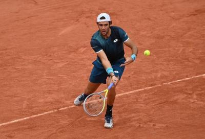 Roland Garros: uno scarico Berrettini cede in tre set ad Altmaier