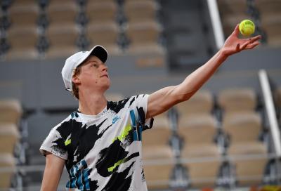 Roland Garros: l'ordine di gioco di domenica 4 ottobre, in campo tre italiani