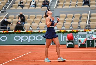 Nadia Podoroska e la filosofia zen che vale una semifinale a Parigi