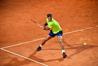 """Nadal: """"Pericoloso giocare in queste condizioni. Con Sinner è stata dura"""""""