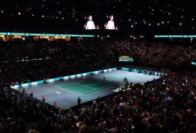 Masters 1000 Parigi-Bercy: via libera a 1000 spettatori al giorno