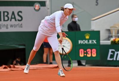 Roland Garros: Swiatek per completare la favola, Kenin vuole il bis Slam