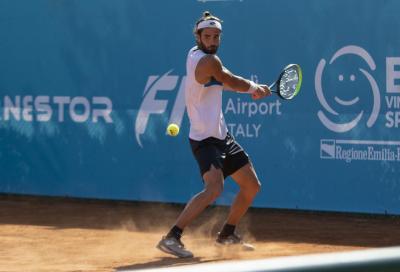 Qualificazioni ATP Sardegna: avanti Pellegrino e Arnaboldi, fuori Moroni e Gigante