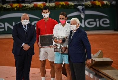 """Djokovic ripartirà da Vienna, Nadal: """"Non so se giocherò ancora nel 2020"""""""