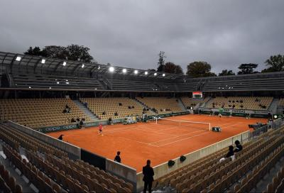 Roland Garros, nel 2021 sarà introdotta la sessione serale con match al via alle 21.00
