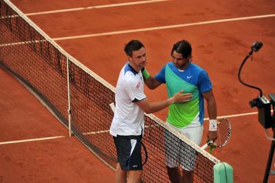 """Nadal, anche Soderling si congratula: """"Indescrivibile ciò che ha fatto"""""""