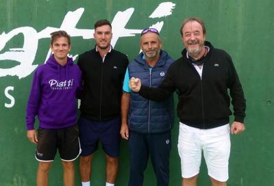 Lo staff tecnico del Piatti Tennis Center si allarga a 25 persone: