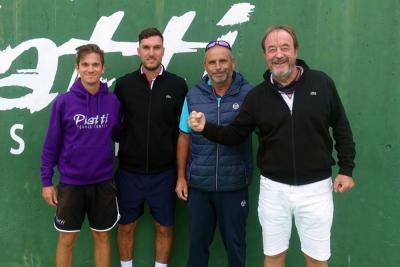 """Lo staff tecnico del Piatti Tennis Center si allarga a 25 persone: """"Lavoro di altissima qualità"""""""