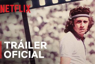 """""""Tutto o niente"""": il documentario su Guillermo Vilas in onda su Netflix"""