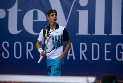 ATP Sardegna 2020: Musetti stende Pellegrino e vola ai quarti